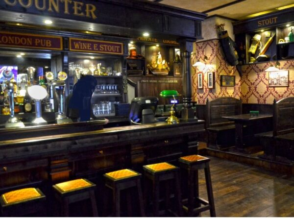 arredo irish pub