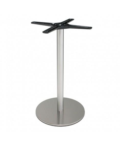 Base tavolo bar e pizzerie basamento tavolo in lega di