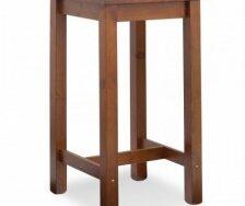 Tavolo alto da bar robusto dal design moderno, pulito e lineare. Questo tavolo è disponibile nella versione quadrata 60x60 cm oppure rettangolare 120x60 cm entrambi alti 110 cm. I tavoli alti da bar sono adatti a locali come bar, agriturismi, ristoranti, birrerie per creare una zona bar dove godersi un'aperitivo in compagnia. A completare il tavolo possono essere abbinati degli sgabelli come in foto.